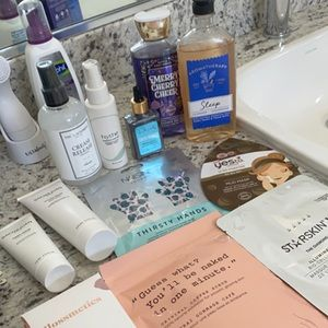 Fabfitfun box items